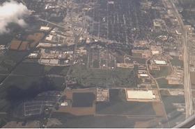 Auszüge von unserem Flug von Knoxville TYS nach Dallas Fort Worth DFW
