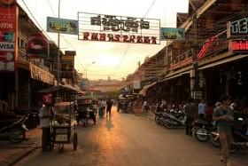 Video: Party Bei Der Pub Street In Siem Reap Kambodscha