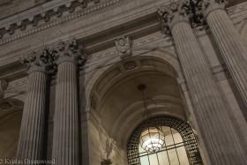 Foto Der Woche –  Die New York Public Library bei Nacht NYPL New York City USA