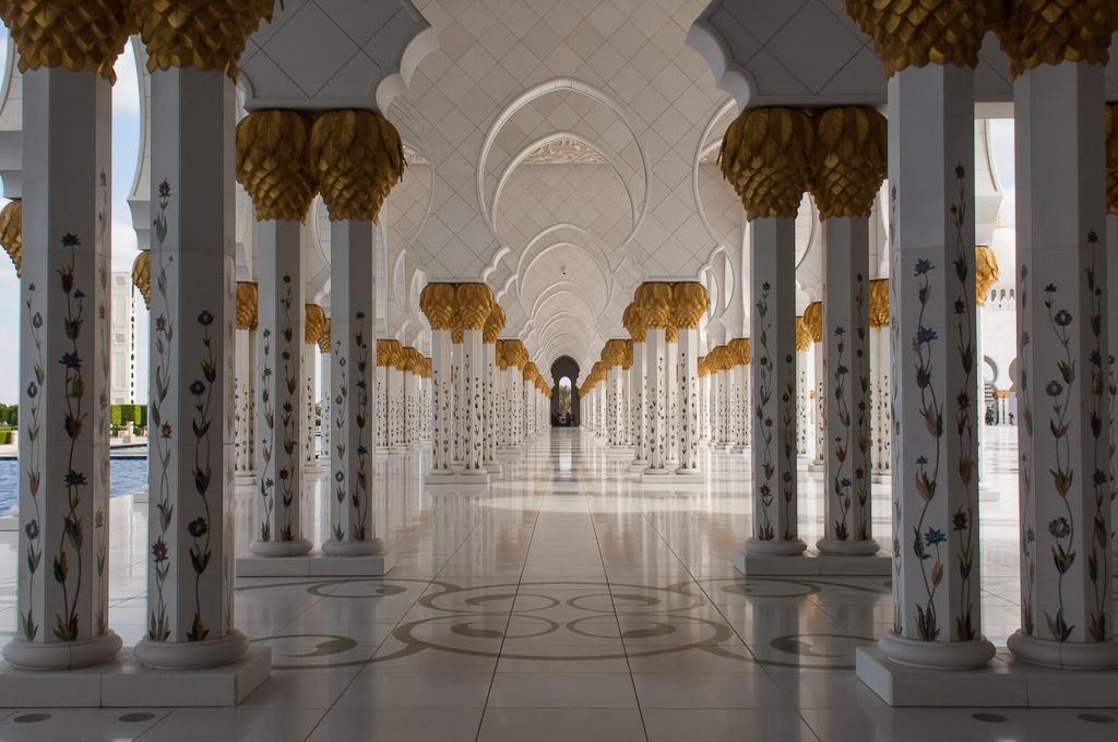Neuseeland Moschee Video Photo: Die Scheich-Zayid-Moschee In Abu Dhabi
