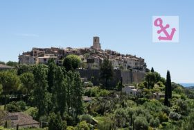 Video: Besuch Saint Paul de Vence in Suedfrankreich
