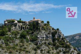 Video: Besuch des Bergdorfes Gourdon Provence in Frankreich