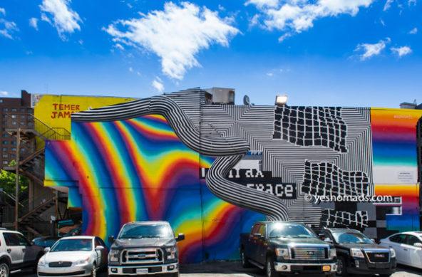 Foto Der Woche – Wandgemälde in Montreal