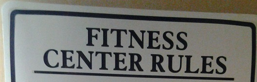 Funny Sign In the Gym – Read Point 6