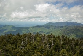 The Smoky Mountains Part 1 – Video Clingmans Dome