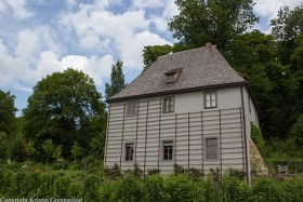 Video: Goethe's Gartenhaus In The Park An Der Ilm In Weimar, Germany