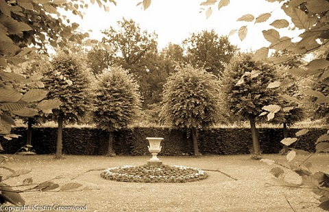 Pictures: Park At Belvedere Castle in Weimar, Germany