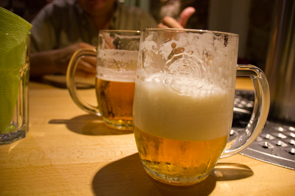 Article: Visit of Pilsner Urquell Brewery