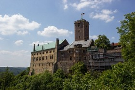 Video: Our Visit to The Castle Wartburg In Eisenach