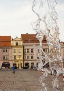 Fountain in Pilsen