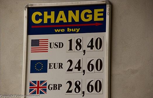 Article czech money matters yesnomads - How do bureau de change make money ...