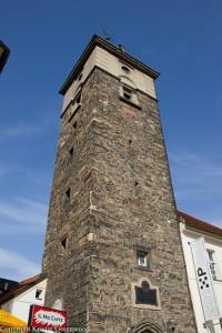 Pilsen water tower wasserturm in pilsen plzen