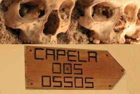 Video: Évora Part 2 Chapel Of Bones Capela Dos Ossos