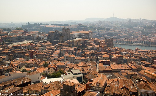 View Torre dos Clérigos