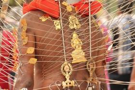Video: Thaipusam Festival Parade In Singapore