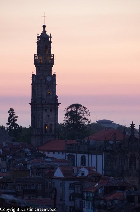 Torre dos Clérigos Sunset