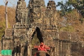 Photo Of The Week – Southgate of Angkor Thom