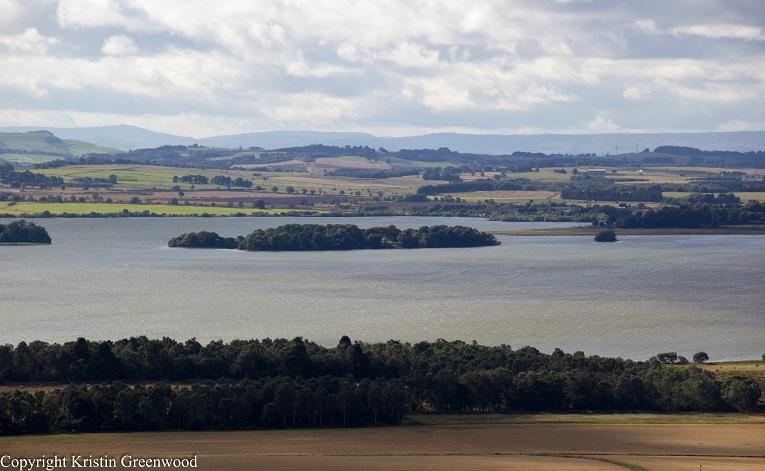 Island on Loch Leven