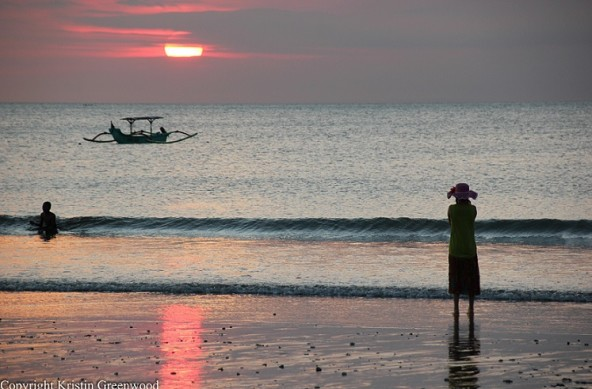 Photo Of The Week Kuta Beach In Bali Indonesia