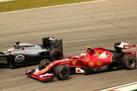Video: Friday Practice F1 Malaysian Grand Prix 2014 Different Views