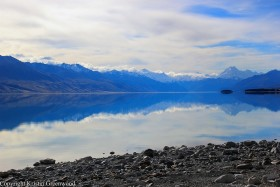 Photo Of The Week – Lake Pukaki Filming Location Of Lake Town In Hobbit 2