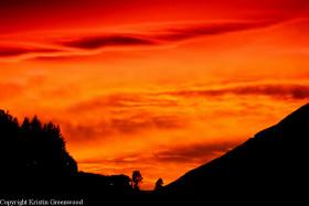 Photo Of The Week – Sunrise Queenstown NZ New Zealand