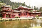 Video: The Byodo-In Temple in Oahu Hawaii