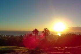 Video: TIME LAPSE Sunset in Oahu Pu'u Ualaka'a State Wayside Park