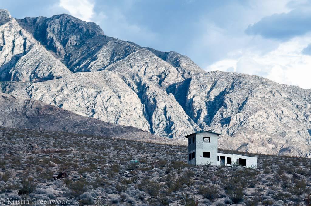 I-15 Nevada to Utah