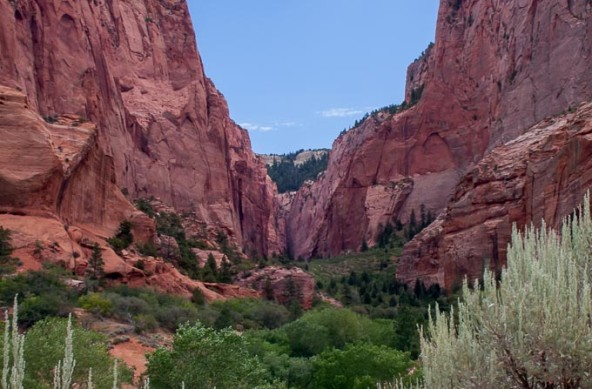 Photo Of The Week – Kolob Canyon at Zion National Park in Utah National Parks USA