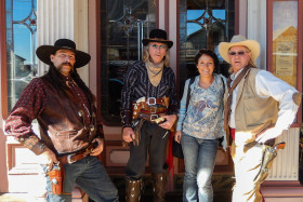 Video: Visit Virginia City NV Nevada