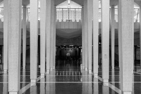 Video: Visit to the National Mosque (Masjid Negara) in Kuala Lumpur