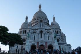 Photo Of The Week -The Basilique du Sacré Cœur de Montmartre in Paris