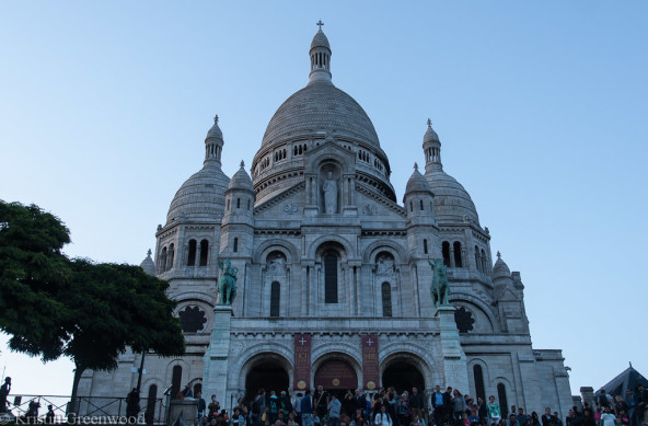 Photo Of The Week -The Basilique du Sacré Cœur de Montmartre in Paris