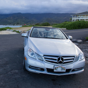 Mercedes Benz E350 Convertible