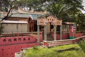 Video: The Guan Yin Temple & Chan See Shue Yuen Clan House in KL