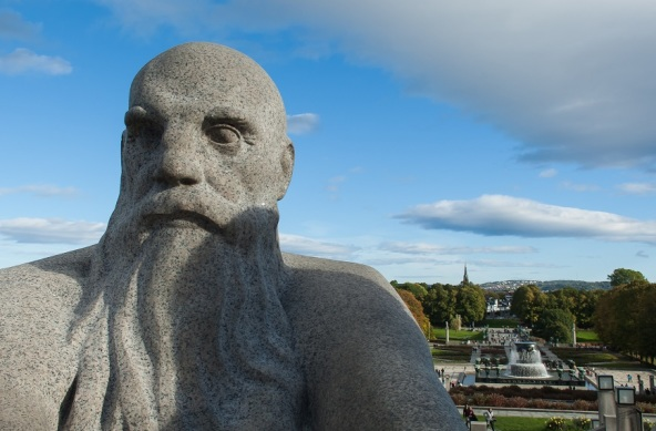 Photo Of The Week – Gustav Vigeland Sculpture at Frogner Park in Oslo in Norway