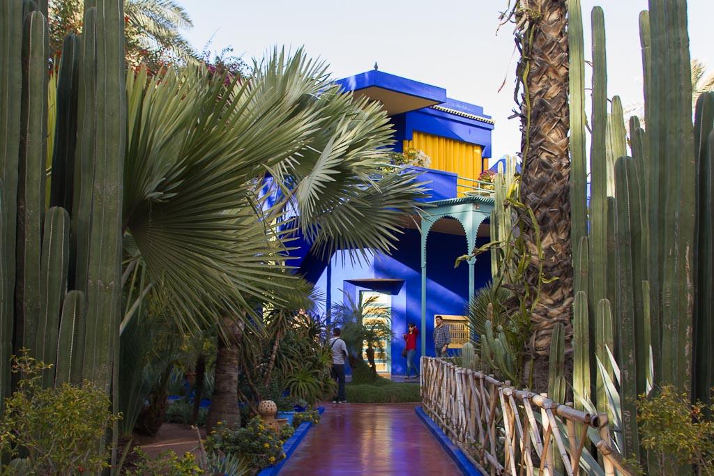 Berber Museum (former villa-studio of Jacques Majorelle)
