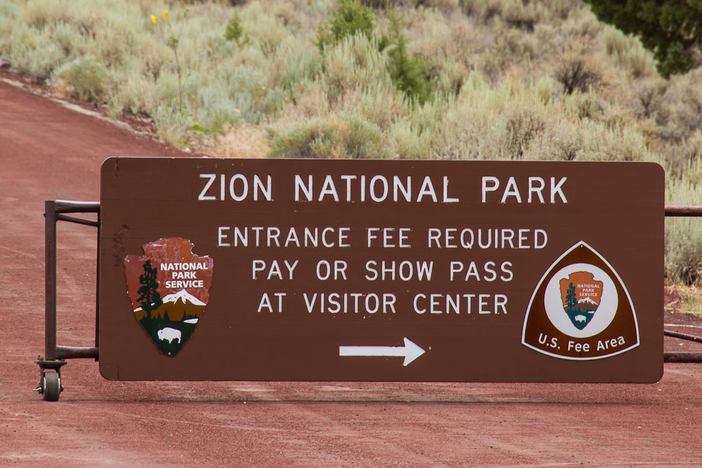 Article: Part 3 Visiting Zion National Park & Fort Zion & Laverkin Overlook