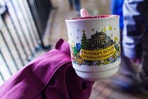 Cup Birmingham Frankfurter Christmas Market