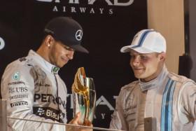 Video: F1 Abu Dhabi GP 2014 Race Day Highlights