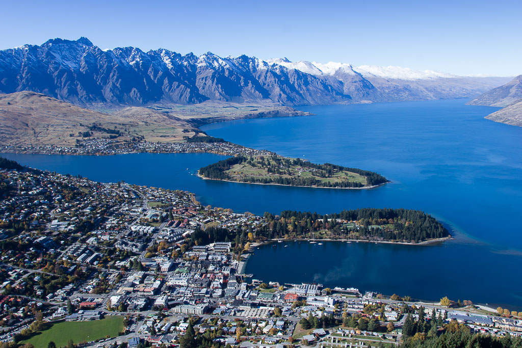Article: Hiking in Queenstown New Zealand