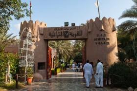 Video: The Heritage Village Abu Dhabi