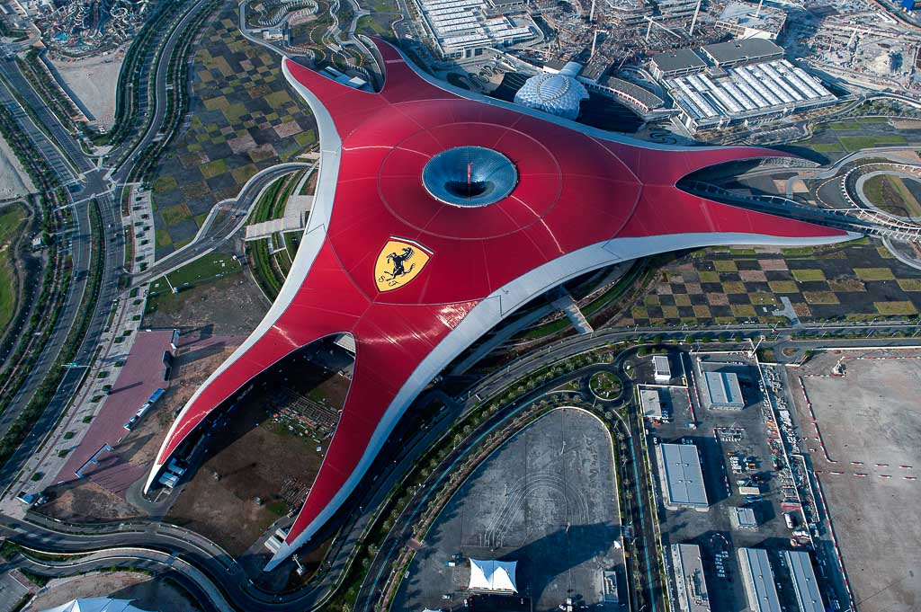 ferrari world abu dhabi roof. Cars Review. Best American Auto & Cars Review