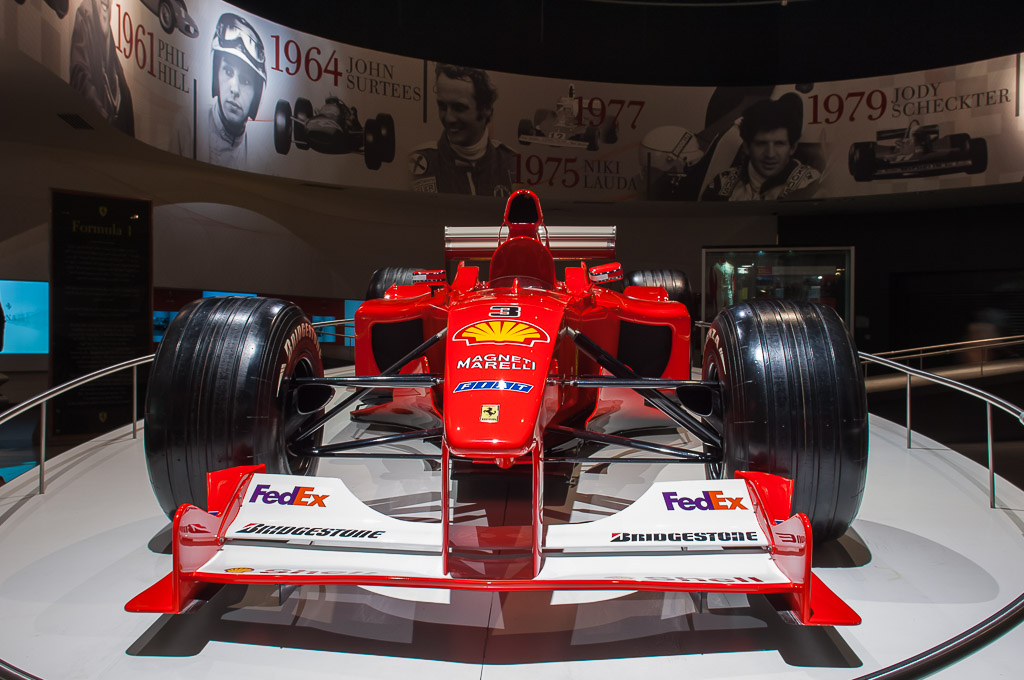 Ferrari World Galleria