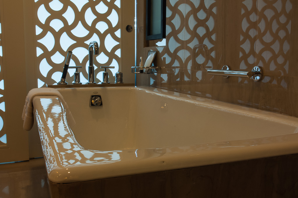 Bathroom Sofitel Hotel
