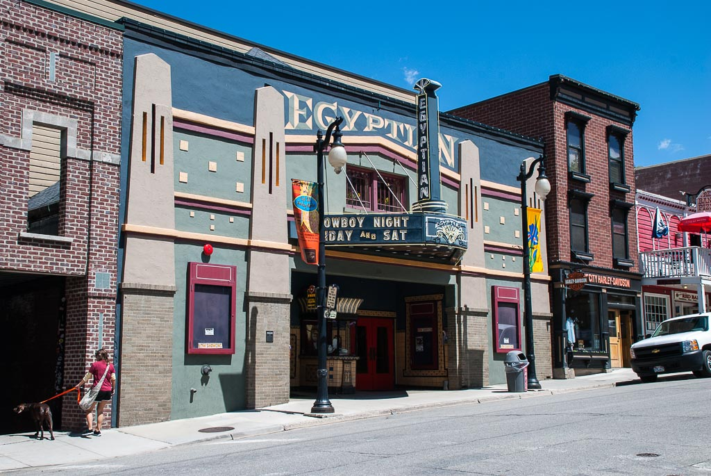 Egyptian Theatre - Park City, Utah - Main St, Park City, Utah - Rated based on Reviews