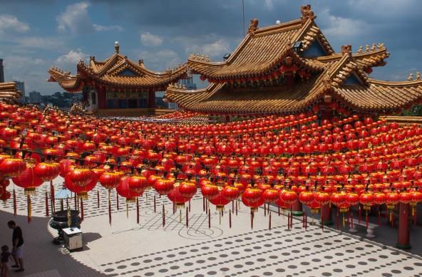 Photo Of The Week – The Thean Hou Temple in Kuala Lumpur Malaysia