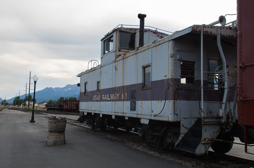Utah Railway 63