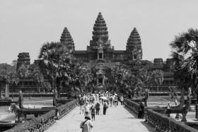 Video: Visiting Angkor Wat Cambodia Travel